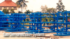 Gas Demonstration System Gallery